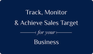 Booklet on crm for sales target management