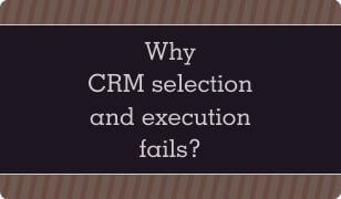 Booklet on why crm selection and execution fails