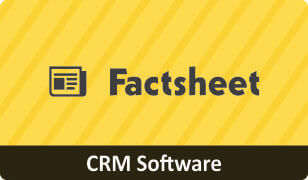 Factsheet on crm for business